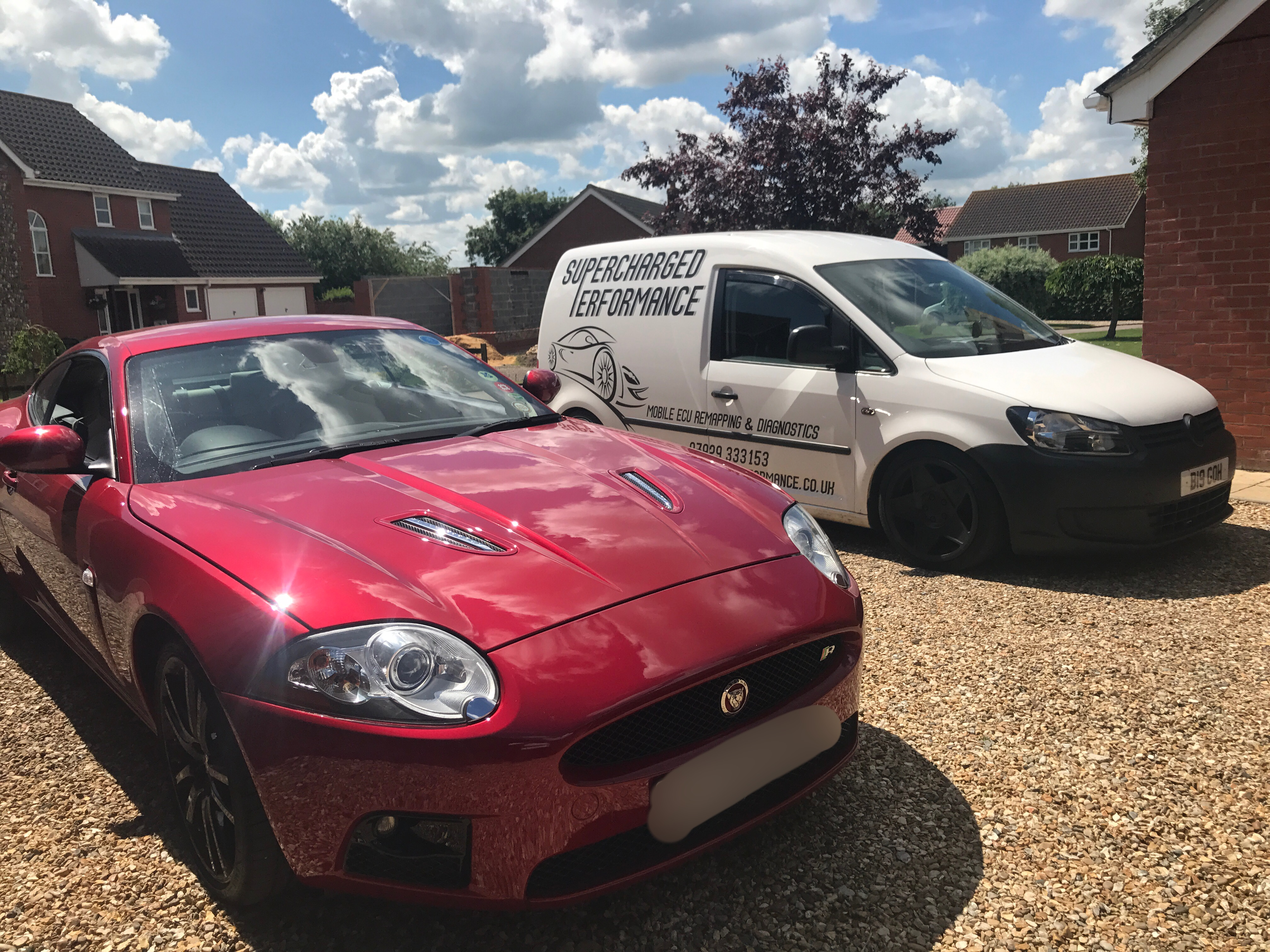 Why is a Jaguar XKR ECU Remap beneficial from Supercharged Performance?