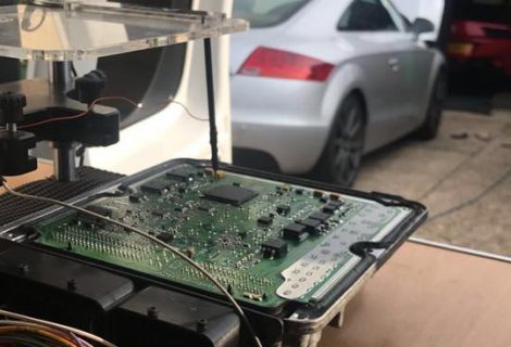 Audi TT 2.0TDI remap from Supercharged Performance